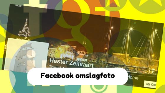 Facebook omslagfoto aanpassen