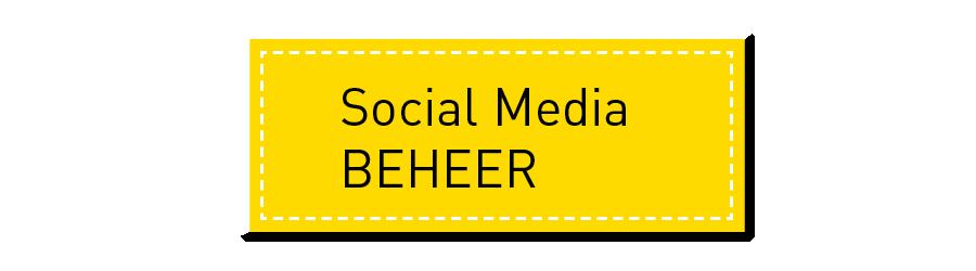 Social media advies uitbesteden