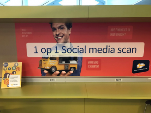 Social media scan startersdag advies tips Kvk ondernemers tijd